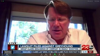 Lawsuit filed against Greyhound
