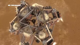 From Maryland to Mars: Hunt Valley company creates power source for NASA's Perseverance Mars Rover