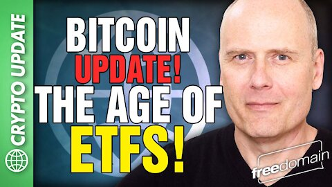 BITCOIN ROUNDTABLE: ETFs!