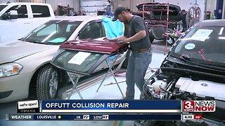 We're Open Omaha: Offutt Collision Repair