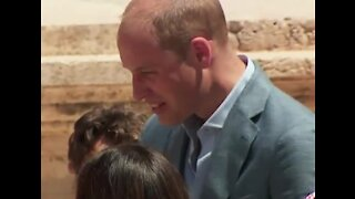 Prince William named worlds sexiest bald man