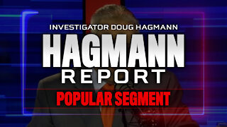 Peter Barry Chowka on The Hagmann Report (Hour 1) 3/19/2021