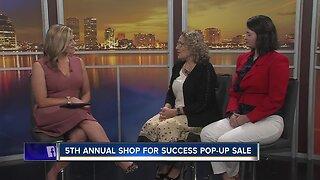 5th Annual Shop for Success sale