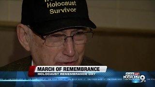 Local Holocaust survivor shares his story
