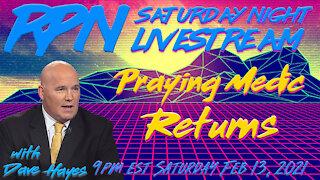Praying Medic Returns with RP78 on Saturday Night Livestream