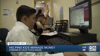 Helping Kids Go Places: Junior Achievement of Arizona