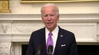 Full news conference: President Biden lays out COVID-19 response