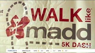 """Walk Like MADD"" 5K happening virtually this weekend"