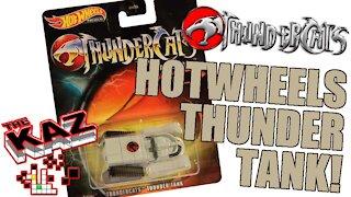 Hotwheels Thundercats Thunder Tank Unboxing