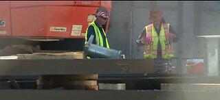 Construction worker shortage