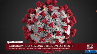Coronavirus: Arizona's big developments