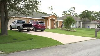 Woman found stabbed to death inside Port St. Lucie home