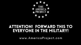 BREAKING: Military Personnel should pay close attention to this!