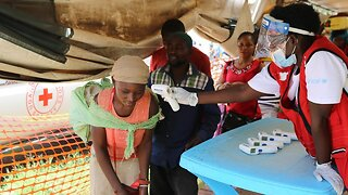 First Ebola Cases Confirmed In Uganda