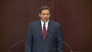 Florida Gov. Ron DeSantis delivers State of the State address