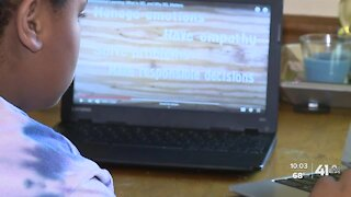 Students reflect on virtual learning