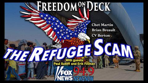 The Refugee Scam