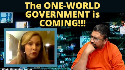 Do YOU need EVIDENCE of a ONE WORLD GOVERNMENT? Look no further!!!