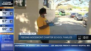 School Feeds Families