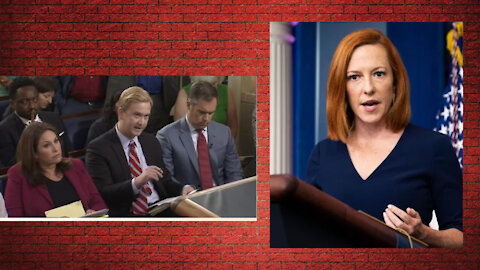 Peter Ducey grills Jen Psaki about Biden being maskless and breaking promises