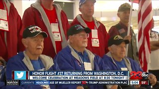 How to support veterans returning from Honor Flight