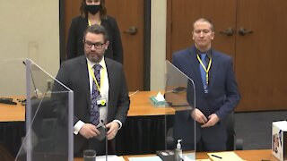 9 Jurors Now Selected In Derek Chauvin Trial