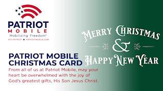 Patriot Mobile Christmas Card