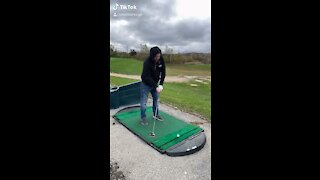 Golfing time
