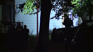 Barricaded man found dead in Parma home