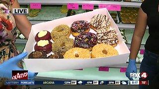Celebrate National Donut Day at Divine Donuts