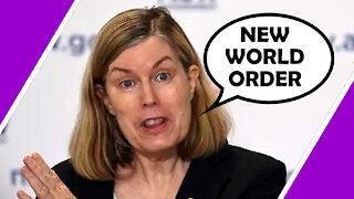 New World Order / Hugo Talks #lockdown