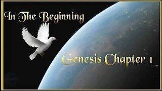 In the beginning Genesis 1