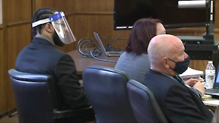 Jury trial begins for man accused of killing officer John Hetland
