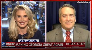 The Real Story - OANN Make Georgia Great Again with Rep. Jody Hice