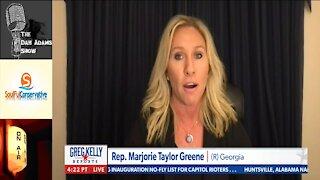Rep. Marjorie Taylor Greene Will Be Filing to Impeach Joe Biden