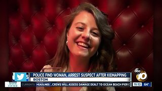 Police arrest suspect after kidnapping