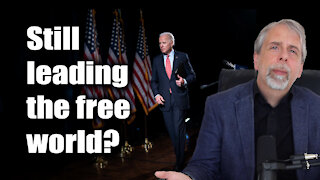 Still leading the free world? | The Mallen Baker Show