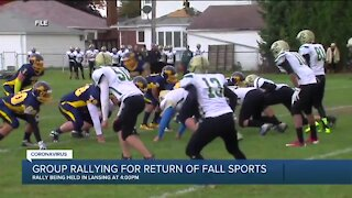 Group rallying for return of fall sports