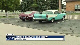 Downtown Green Bay car show
