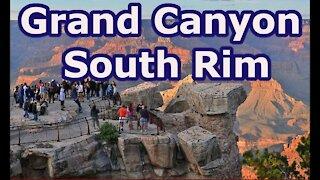 Grand Canyon South Rim Sightseeing