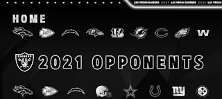 NFL to announce Las Vegas raiders 2021 schedule