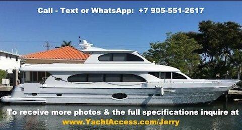 2012, 91' TARRAB 91 Tri Deck Motor Yacht - Boats for Sale