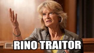 Trump to Campaign Against RINO Traitor Senator Murkowski