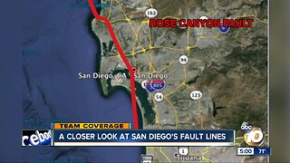 A closer look at San Diego's local fault lines