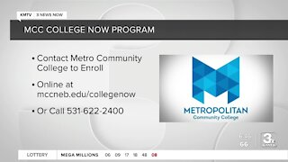 Metro Community College offering free summer school classes to high school students