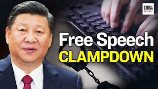 China Intensifies Crackdown on Free Speech | Epoch News | China Insider