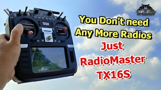RadioMaster TX16S RC Transmitter complete Review Best Radio Control