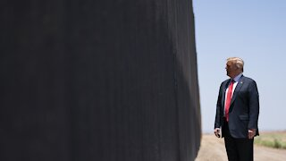 Former President Trump To Visit U.S. Southern Border