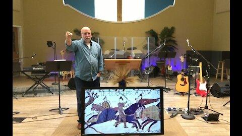 Worship service 5-23-21