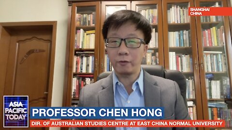 How to save the Australia China Relationship with Professor Chen Hong